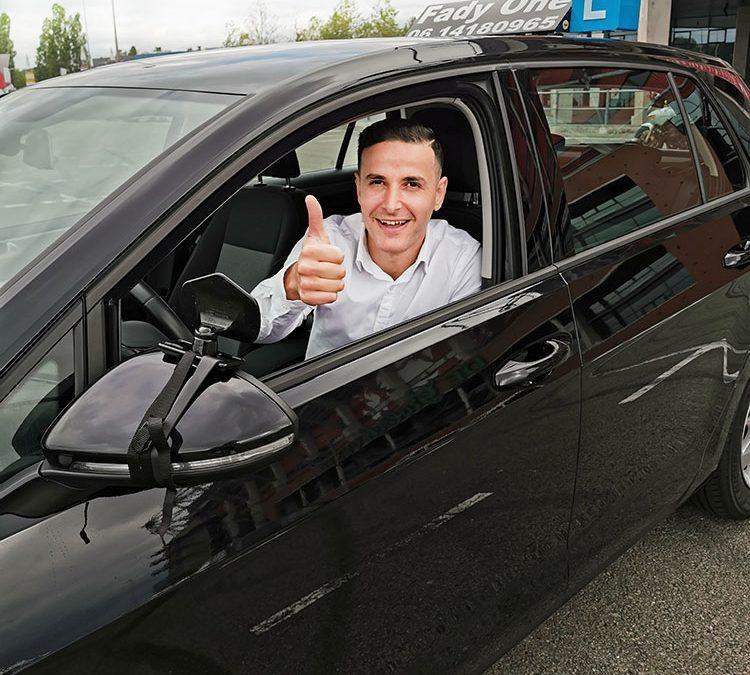 Haal je automaat rijbewijs bij Fady One